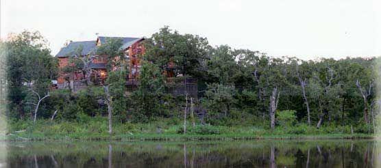 Serenity Near Lake Konowa Lake