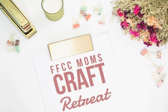 moms craft retreat